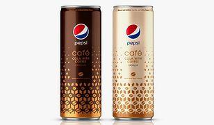 Pepsi Cafe będzie mieszaniną dobrze znanego gazowanego napoju z kawą. Dostępne będą dwie wersje - o smaku klasycznym oraz waniliowym.