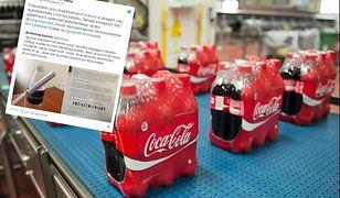 Walka z plastikiem. Coca-Cola w ogniu krytyki po akcji wizerunkowej