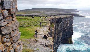 Irlandia - lądem, wodą, powietrzem…