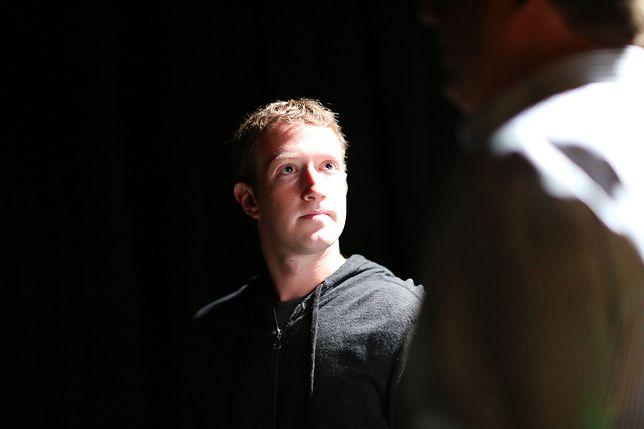 Afera wokół Cambridge Analityca. Mark Zuckerberg zabrał głos