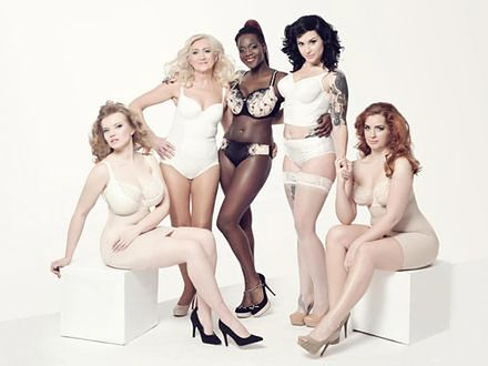W każdej kobiecie drzemie doskonałość! Nobody's Perfect odczarowuje plus size