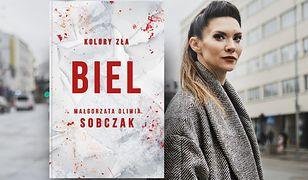 """Nowy mroczny kryminał Małgorzaty Oliwii Sobczak. Przeczytaj fragment """"Bieli"""""""