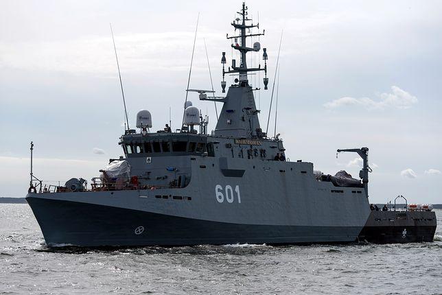 """Ruszyła budowa ORP """"Albatros"""". To drugi okręt typu Kormoran II"""