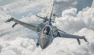 W Bydgoszczy produkowane będą bomby do F-16