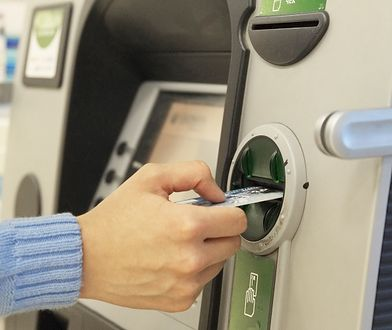 Prosty kod PIN pomógł wykraść pieniądze