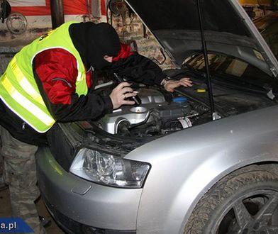 Ukradli kilkadziesiąt aut w Niemczech