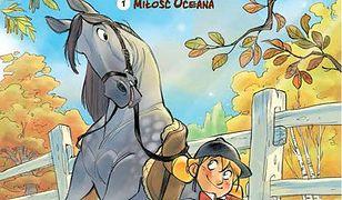 Kamila i Konie. Miłość Oceana. Tom 1, Egmont 2020