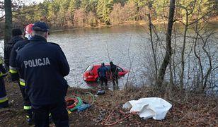 Ciało Roksany R. wyłowiono z jeziora