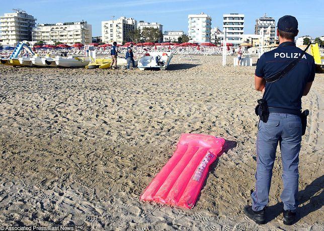 Para polskich turystów została zaatakowana w Rimini w nocy z 25 na 26 sierpnia 2017r.