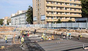 Budowa drugiej linii metra. Robotnicy znaleźli kości i szkielet mężczyzny zabitego podczas rzezi Woli