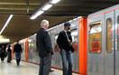Strajk transportu miejskiego w Brukseli