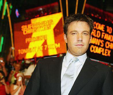 Ben Affleck w 2004 r.