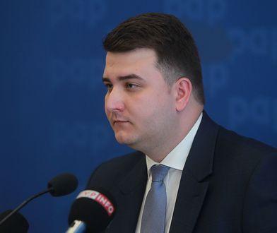 Tarnobrzeg. Zapadła decyzja ws. śledztwa przeciwko Bartłomiejowi Misiewiczowi