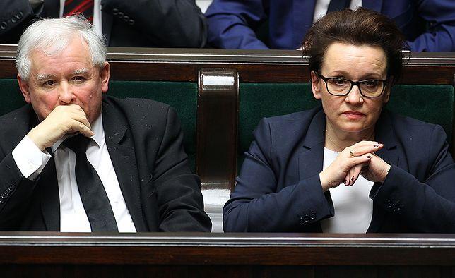Prof. Mirosław Handke: minister Zalewska powinna stanąć przed Trybunałem Stanu