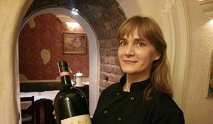Iwona Baruk. Właścicielka i szef kuchni restauracji Atrium w Lublinie