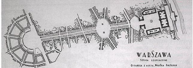 Spacer: Szeroką aleją, czyli od pl. Grundwaldzkiego do Cytadeli