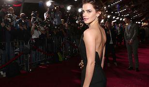 Emma Watson dołączyła do akcji Blackout Tuesday