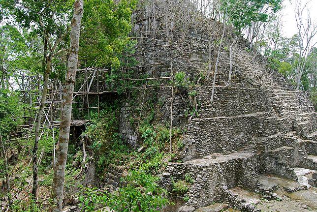 Tajemnicze El Mirador. Polacy odwiedzili mało znane miasto Majów