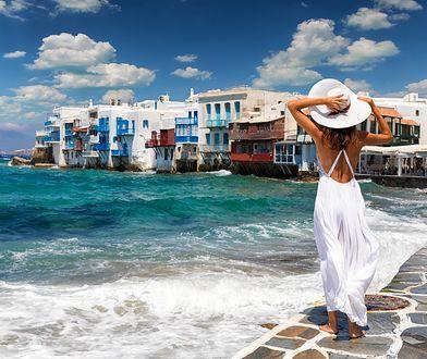 Mykonos w Grecji. Wyspa, którą kochają celebryci