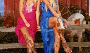 Paris Hilton i Nicole Richie