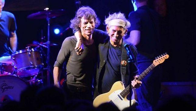 The Rolling Stones nie zagrają w Warszawie