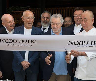 Robert De Niro wraz ze wspólnikami otworzyli już kilkanaście hoteli.