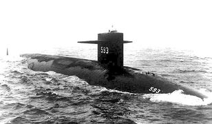 USS Thresher zatonął w 1963 roku. Odtajniono dokumenty dotyczące wypadku