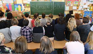 Piątek to ostatni dzień strajku nauczycieli.