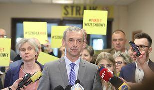 Strajk nauczycieli 2019. Zarząd Główny ZNP rekomenduje nauczycielom prowadzenie strajku włoskiego
