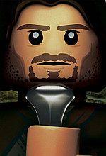 ''Władca pierścieni'': Zobacz bohaterów w wersji LEGO [foto]