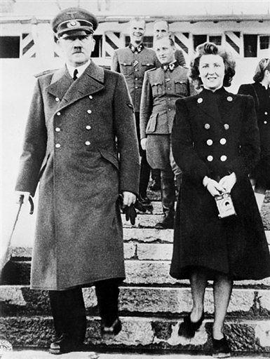 Ewa Braun. Historia żony Hitlera