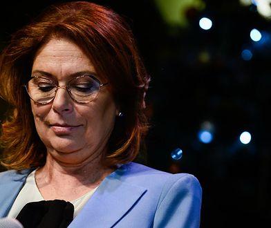 Wybory prezydenckie 2020. Małgorzata Kidawa-Błońska.