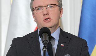 Krzysztof Szczerski przedstawił opinię Kancelarii Prezydenta na temat polsko-ukraińskich rozmów