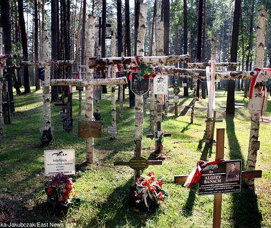 Miednoje. Polski cmentarz wojenny