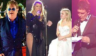 Mariah Carey, Elton John i Antonio Banderas na ślubie rosyjskich bogaczy