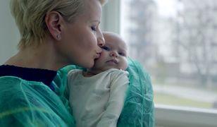 W serialu jak w życiu? Kożuchowska promuje bycie matką i bizneswoman