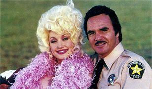"""Wszyscy mówili o romansie Dolly Parton i Burta Reynoldsa. """"Tylko w filmie chciałam mu wskoczyć do łóżka"""""""