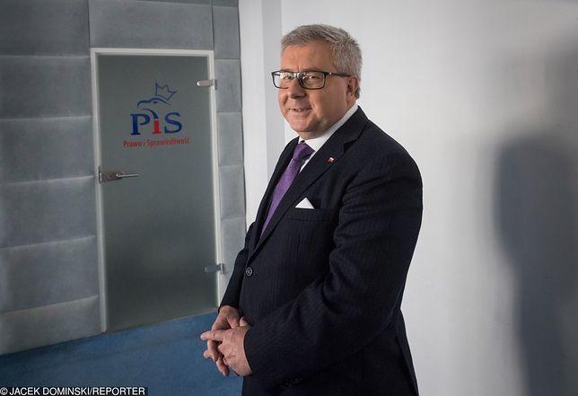 Wybory do Parlamentu Europejskiego 2019. Ryszard Czarnecki wygrywa z KE.