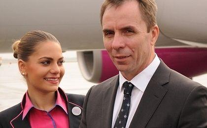 Wizz Air zapowiada nowe połączenia z Polski i niższe ceny