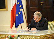 Prezydent podpisał nowelę ustawy Prawo upadłościowe i naprawcze