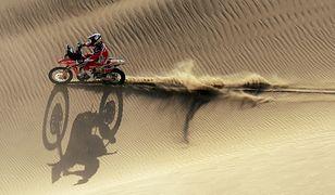 Przygoński piąty wśród motocyklistów