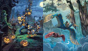 Myszka Miki – Horrifikland. Przerażająca przygoda / Miki i kraina pradawnych - recenzja komiksów wydawnictwa Egmont