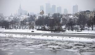 Pogoda w Warszawie w poniedziałek 18 stycznia. Będzie bardzo zimno
