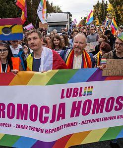 Marsz Równości w Lublinie. Doniesienie do prokuratury na prezydenta Krzysztofa Żuka