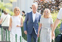 Donald Tusk wybrał się na spacer z żoną po Sopocie. Postanowili, że więcej tego nie zrobią