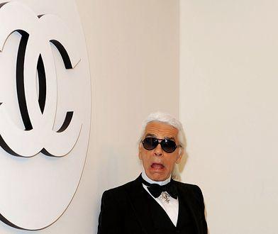10 twarzy Karla Lagerfelda