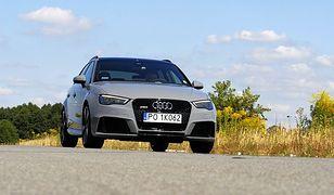 Audi RS3 Sportback: zabawka dla dużych chłopców