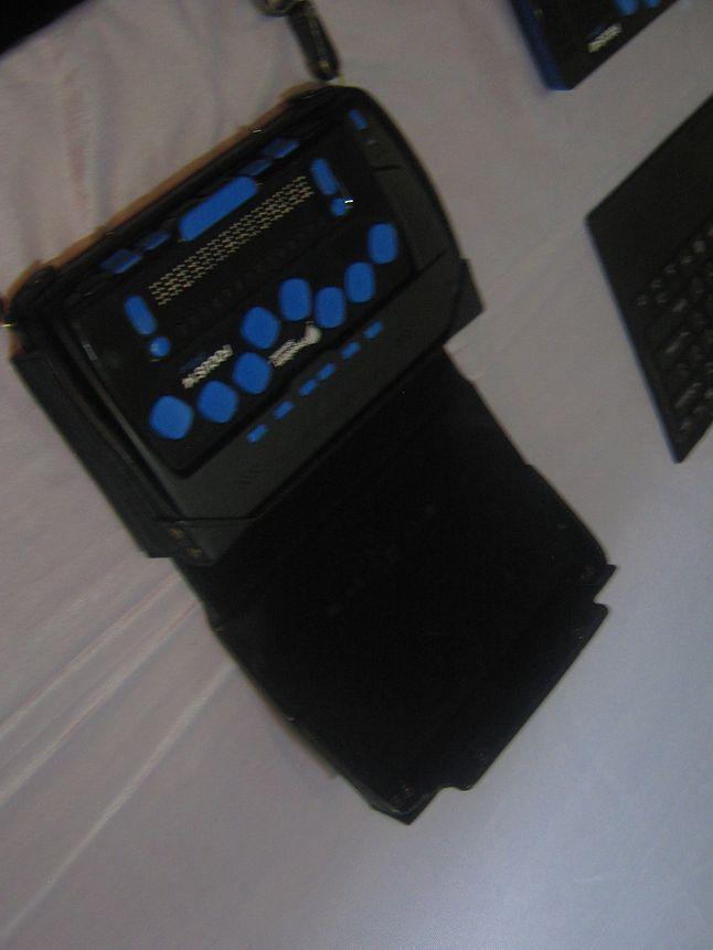 Monitor Focus w etui