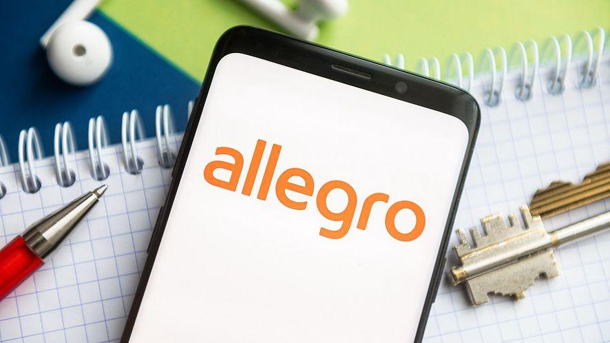 Allegro wymaga konta, by zrobić zakupy