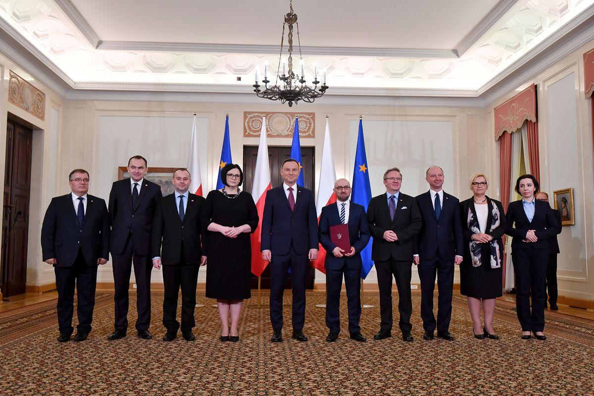 """Prezydencki minister komentuje słowa Krzysztofa Łapińskiego. """"To była niezręczna wypowiedź"""""""
